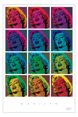 Empire 327963 Marilyn Monroe, Poster, 61 x 91.5 cm