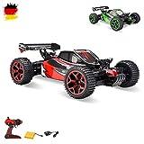 1:18 Off-Road 2.4GHz RC ferngesteuerter Buggy, Auto, Fahrzeug, Modellbau, Komplett-Set RTR inkl. Fernsteurung, Akku und Ladegerät
