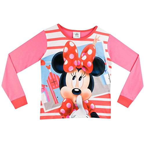Image of Minnie Mouse Girls Disney Minnie Mouse Pajamas Age 2 to 3 Years