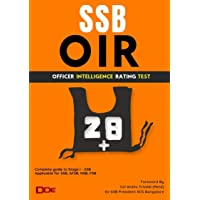 SSB OIR & PPDT : Complete Guide To Stage 1 SSB Interview (English)