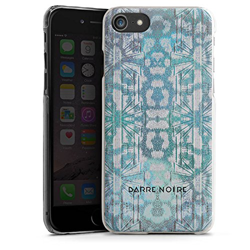 Apple iPhone X Silikon Hülle Case Schutzhülle muster blumenmuster fashionweek Hard Case transparent