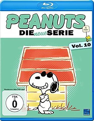 Peanuts - Die neue Serie Vol.10 (Episode 94-104)