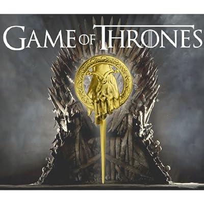 Badge main du roi Game of Thrones