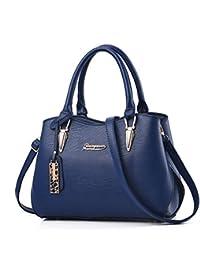 WEIWEI Fashion Women's Handbag Tote Purse Shoulder Bag Fashion Top Handle Designer Bags For Ladies??B