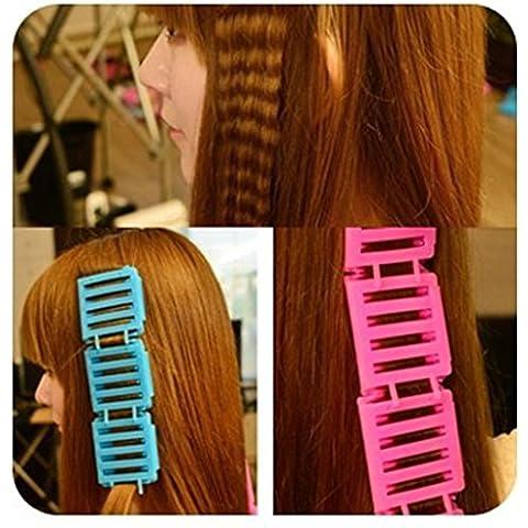 XYXY Stecca calda mais non fa male i bigodini capelli styling capelli strumenti (confezione da 10)