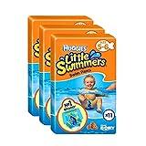 Huggies Little Swimmers Swim Pants Windeln Größe 5-6 Baby 12-18kg Jumbo Pack von 33
