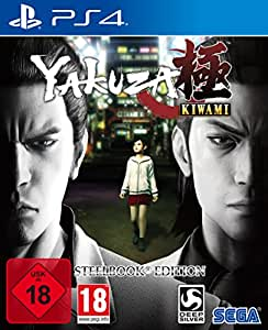 Yakuza Kiwami D1 Edition SteelBook  - [PlayStation 4]
