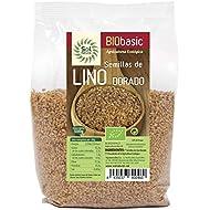 Sol Natural Semillas de Lino Dorado - Paquete de 12 x 500 gr - Total: 6000 gr