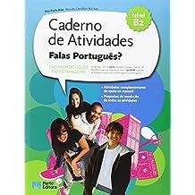 CADERNO DE ATIVIDADES - FALAS PORTUGUES? - NIVEL B2