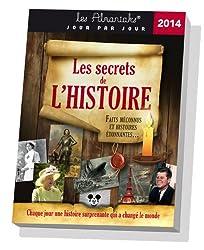 ALMANIAK LES SECRETS DE L'HISTOIRE 2014