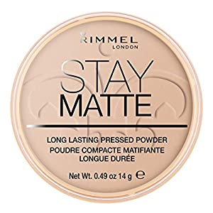 Rimmel London Stay Matte Powder Polvos de maquillaje Tono 5 – 14 gr