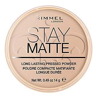 Rimmel London Stay Matte Powder Polvos de maquillaje Tono 5 – 14 gr