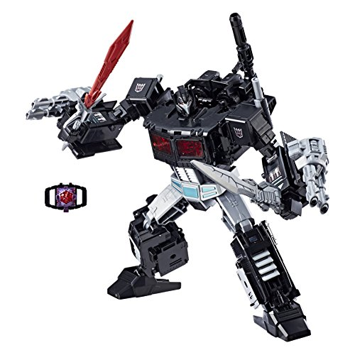 Transformers E2059EU5 Generations Power Evolution Nemesis Prime Action Figure