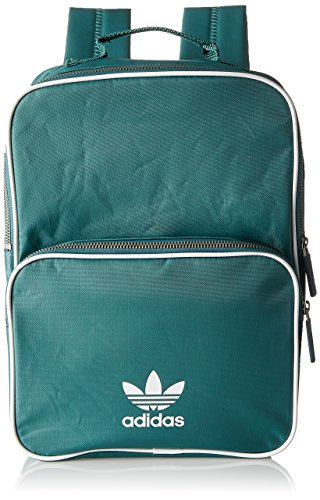 buy popular 08fee abffb Adidas BP Cl M Adicolo, Mochila Unisex Adulto, Verde (Future Hydro),