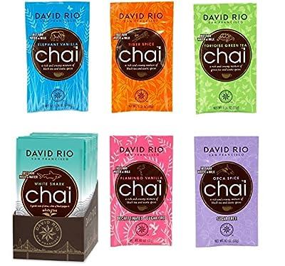 Chai-Latte Probierset
