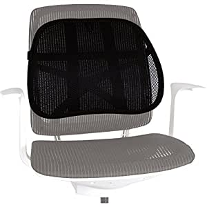 Fellowes 8036501 Office Suites Support Dorsal en Maille