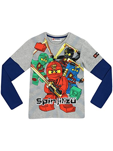 LEGO Ninjago Jungen Ninjago Langarmshirt ()