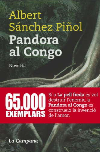 Pandora al Congo (Tocs Book 47) (Catalan Edition) por Albert Sánchez Piñol