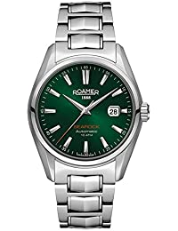 Roamer men's Automatic Watch Analogue Display and Stainless Steel Strap 210633 SM5