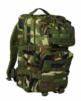 US Assult Pack Backpack Mobile Infintary Rucksack Military Pack