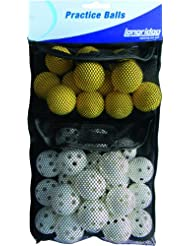 Longridge Golf Trainingsbälle, 32er Pack