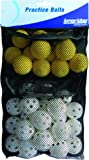 Longridge PAPBM32 - Set de pelotas de práctica de golf, 32 piezas