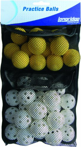 Longridge  Lot de 32 balles d'entrainement de golf