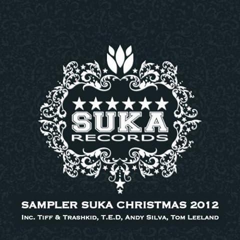 Sampler Suka Christmas 2012