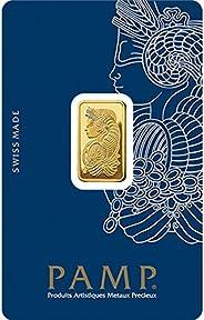 Suisse Pamp 24K (999.9) 10 gram gold bar