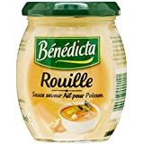 Benedicta Sauces Hollandaise/Béarnaise 240 g - Lot de 6