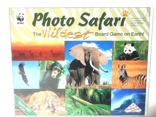 Photo Safari: The Wildest Board Game On Earth (World Wildlife Found)