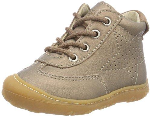 RICOSTA Baby Mädchen SAMI Sneaker Beige (Puder 640), 23 EU