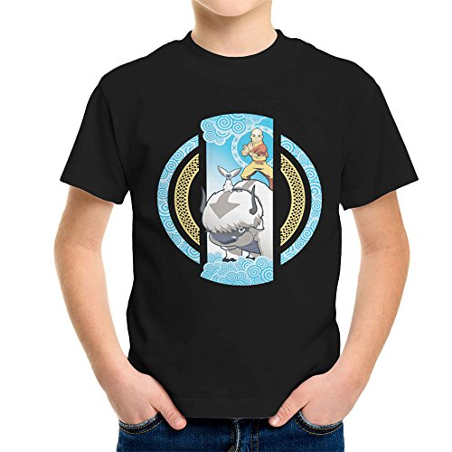The Element Of Freedom Avatar The Last Airbender Kid's T-Shirt