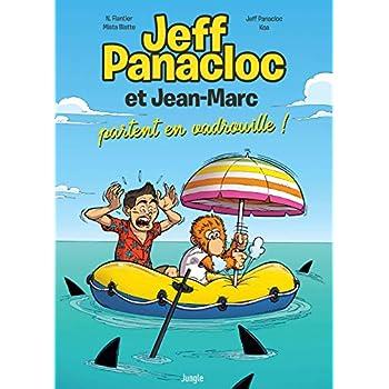 Jeff Panacloc et Jean-Marc, Tome 2 : Partent en vadrouille !