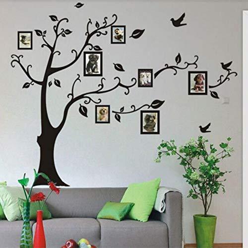 (Kreative Bilderrahmen Baum Wandaufkleber Weihnachtsschmuck Für Wohnkultur Wohnzimmer Dekorationen Zubehör Tapete)