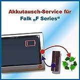 Akkutausch für Navi Falk Series F/ SeriesF / F Series / F Series ACHTUNG!!! Ohne vorher zugesendetes Versandmaterial!!! Sehen Sie dafür bitte in die Angebote Premiumtausch *Akkutauschen.de ist ausgezeichnet mit dem Qualitätssiegel Werkstatt N des Rates für Nachhaltige Entwicklung*
