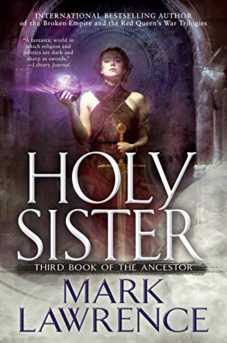 Holy Sister par Mark Lawrence