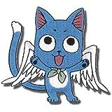 Fairy Tail feliz Flying Parche Bordado