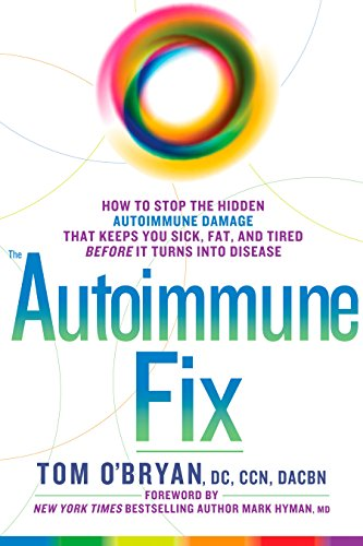 Optimum Healing: How to Stop the Hidden Autoimmune Damage That Keeps You Sick, Tired, and Fat Before it Turns Into Disease por Tom O'Bryan