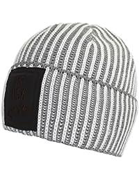 Eisbär Unisex Hat Sunderland Grey/White