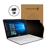 Celicious Privacy ASUS VivoBook Pro N752VX [2-Wege-Filter] Displayschutzfolie