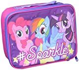 "Best Ruz Lunch Boxes - My Little Pony ""#Sparkle"" Insulated Lunchbox - pink Review"