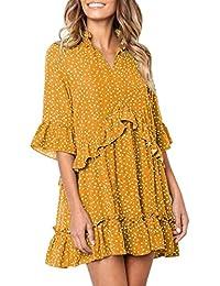Gelb Auf FürPunkte Suchergebnis Kleid DamenBekleidung PXukOZi