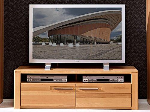 """TV-Lowboard Fernsehtisch Unterschrank HiFi Rack Schrank Board """"Nature Plus II"""""""