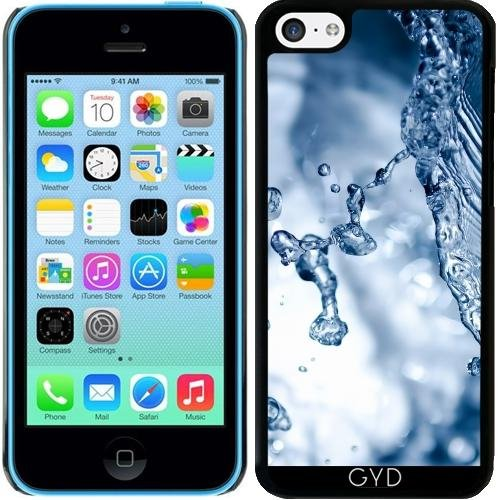 hulle-fur-iphone-5c-waterbubbles-by-utart