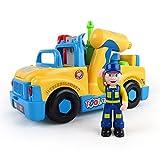 Best 3 Year Old Boy - GoAppuGo Plastic Amazing Tool Car, (Multicolour, gag-etoy-5) Review