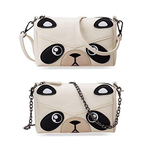 BMC , Damen Clutch Small panda
