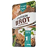 Best Body Nutrition Fit4Day Protein Brot, 250g Beutel (3er Pack)