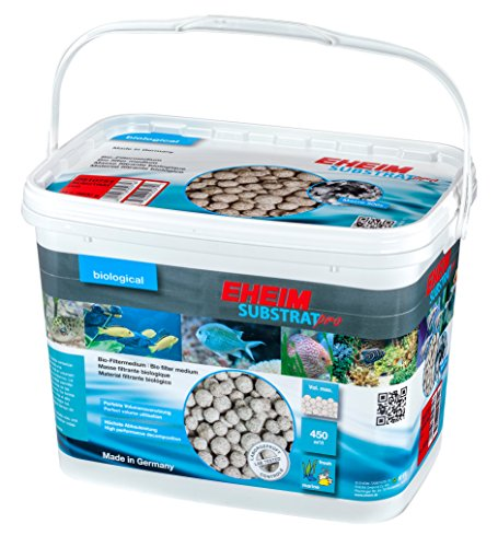 EHEIM Substrat pro, 5000 ml (Bio-Filtermedium)