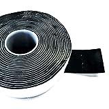 Isolier und Reparaturband, Butylkautschukband selbstverschweißend,5 lfm, 40 mm